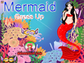 Игра Fancy Dress Up Mermaid  онлайн - игри онлайн