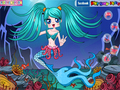 Игра Mermaid Princess Jamie  онлайн - игри онлайн