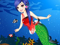 Игра Teenage Mermaid  онлайн - игри онлайн