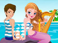 Игра Harp Mermaid е  онлайн - игри онлайн