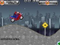 Игра Motorcycle Spiderman  онлайн - игри онлайн
