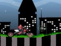 Игра Spiderman Motorcycle  онлайн - игри онлайн