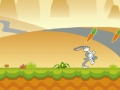 Игра Бъгс Бъни Hopping Carrot Hunt онлайн - игри онлайн