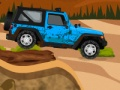 Игра Off Road Jeep Hazard онлайн - игри онлайн