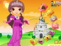 Игра Princess Castle онлайн - игри онлайн