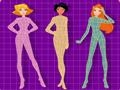 Игра Totally Spies Dress Up  онлайн - игри онлайн