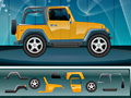 Игра Fix My Jeep онлайн - игри онлайн